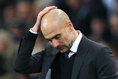 El ojito derecho de Pep Guardiola se vuelve en su contra