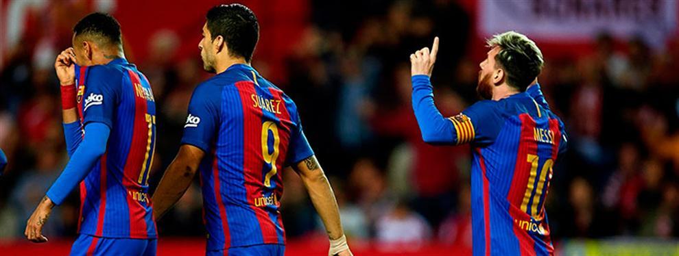 El pacto secreto de la MSN en el Barça que pone a Cristiano contra las cuerdas