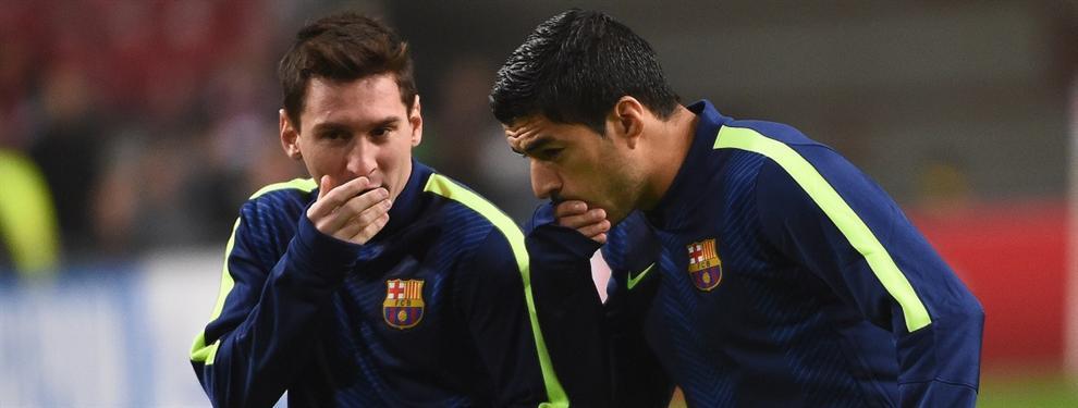 El pique más bestia entre Messi y Luis Suárez. ¡Alucinarás con el vídeo!