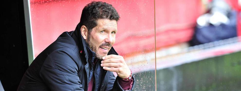 El plan que maneja el Atlético si Simeone decide marcharse