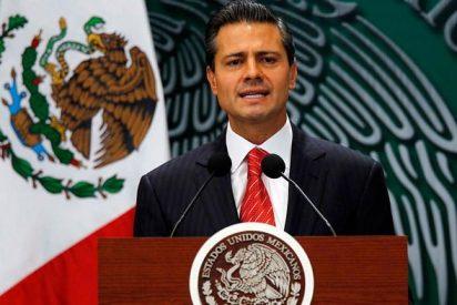 """Peña Nieto le para los pies a Donald Trump: """"México no pagará el muro"""""""
