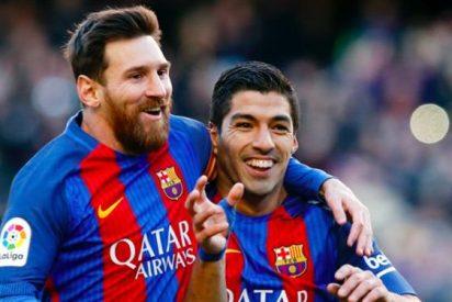 El reto que se han marcado Leo Messi y Luis Suárez (con recadito para Cristiano)