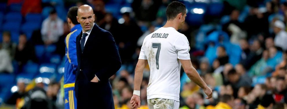 El secreto que oculta la desaparición de Cristiano Ronaldo en la Copa