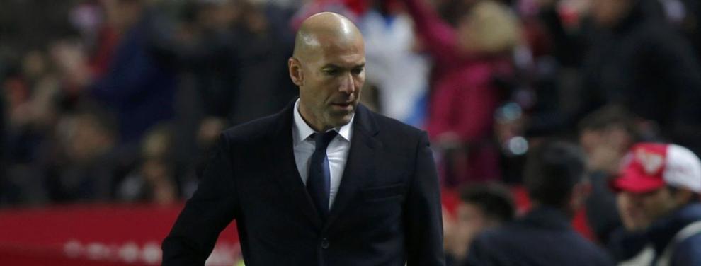 El señalado por el vestuario del Real Madrid tras el bajón del equipo
