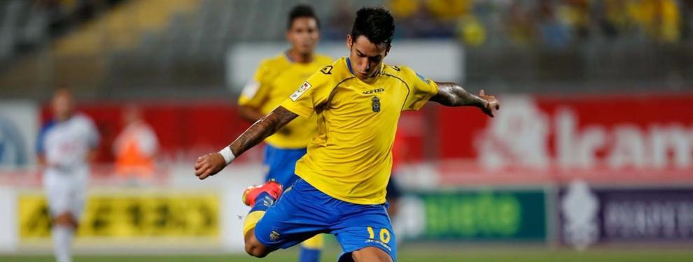 El serio ultimatum que ha recibido Sergio Araujo en Las Palmas