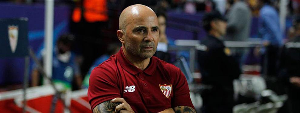 El Sevilla presiona para darle el primer fichaje (Galáctico) a Sampaoli