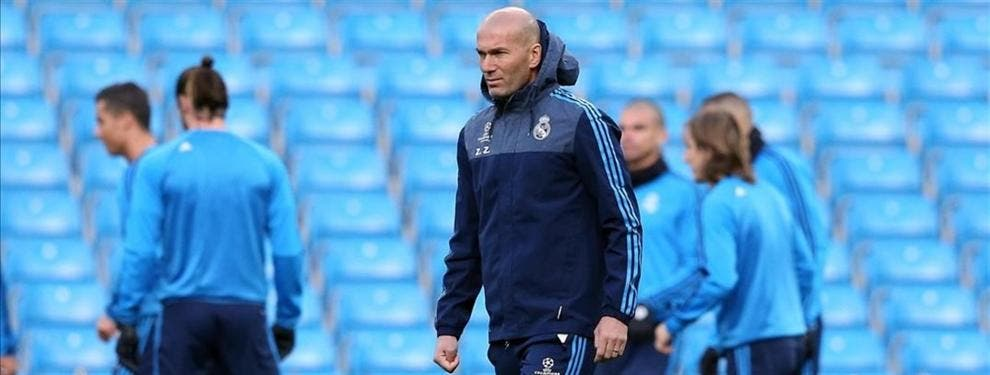 El tapado que maneja el Real Madrid para reforzar la defensa
