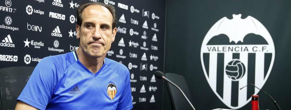 El Valencia negocia la cesión de un jugador del Real Madrid