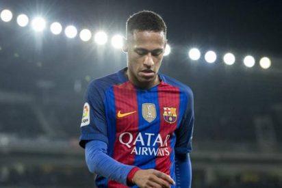 El vestuario del Barça destapa el gran problema de Neymar