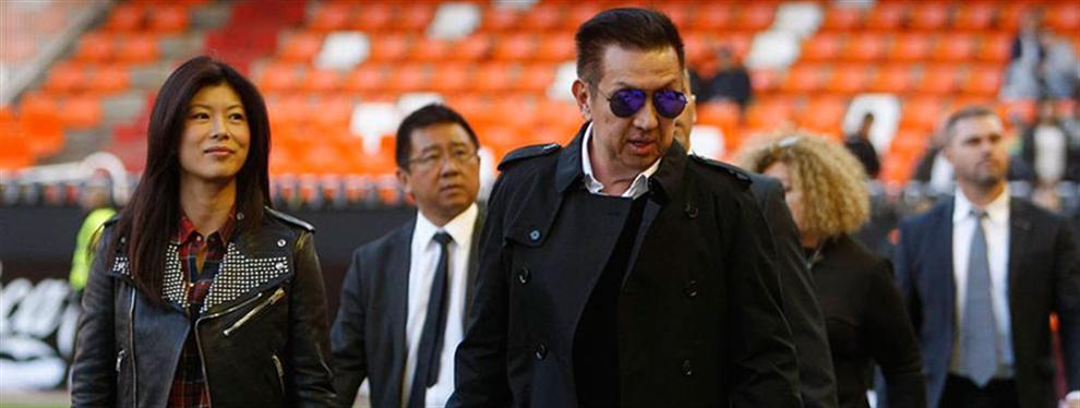 El 'zasca' de Peter Lim como respuesta a la afición del Valencia