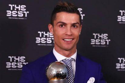 El zasca de un peso pesado del Barça a Cristiano Ronaldo