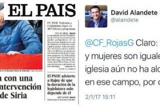 La infame portada de El País sobre Turquía y la ardiente defensa del Islam de su subdirector