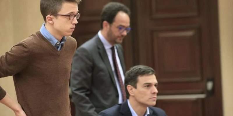 ¿Y si al final resulta que Errejón lidera Podemos y Sánchez el PSOE?