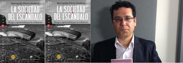 """Bernardo Pérez-Andreo: """"Con Francisco se está produciendo un cambio, muy importante"""""""
