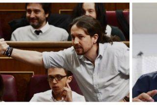 """El grito de auxilio de los errejonistas en Madrid: """"Nos están masacrando"""""""
