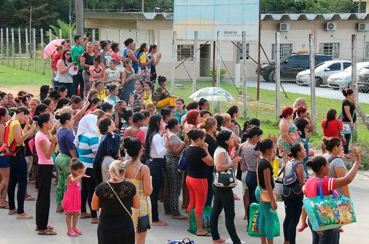 """""""No había ningún santo"""" entre los presos muertos en Manaus"""