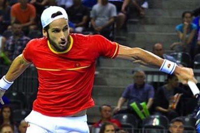 ¿De qué famoso locutor matinal es oyente habitual el tenista Feliciano López?
