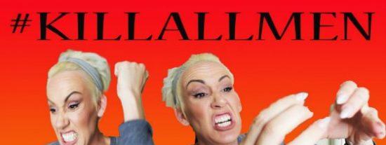 El vídeo de la iracunda feminista que pide matar a los hombres y bebés varones