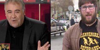 Tremendo 'zasca' de García Ferreras al podemita Urbán por olvidar que es el PSOE quien permite a los zarrapastrosos gobernar Madrid