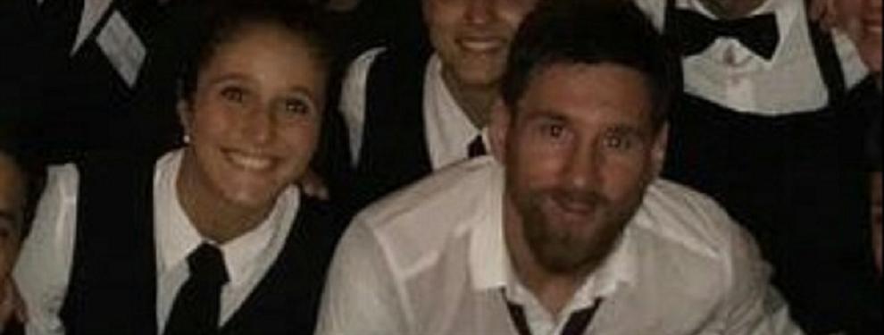 ¡Fiesta loca! Así celebró Leo Messi el fin de año en Argentina