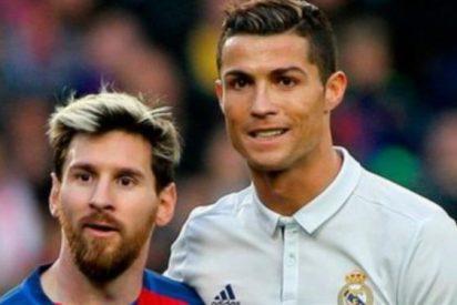 Filtran la última vacilada de Cristiano Ronaldo a Leo Messi en una cena privada