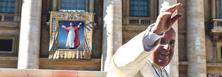 Francisco quiere canonizar a Pablo VI a lo largo de 2017