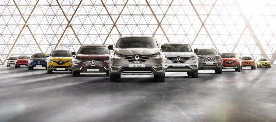 Renault y Opel lideran el mercado de turismos