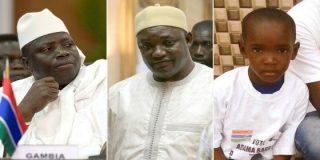 ¡Magia negra! El hijo del nuevo presidente de Gambia devorado por cuatro pitbulls