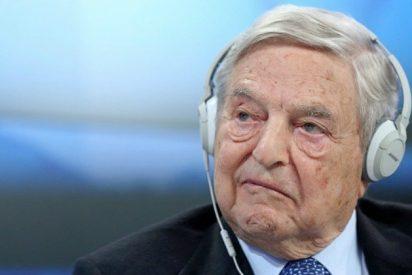"""George Soros: """"Donald Trump es un estafador y fracasará"""""""