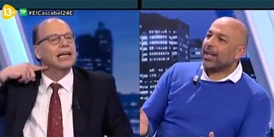 """Jaime González baja a la tierra a podemita Molina: """"Tú discurso de unidad es camelo, al que pierde la cortan la cabeza"""""""