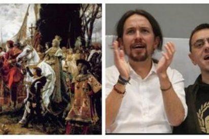 """¡Abajo el heteropatriarcado cristiano! A Podemos se le atraganta la Toma de Granada y la tacha de """"patrioterismo rancio"""""""