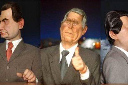 """¿Se acuerdan de los míticos guiñoles de Canal+? Para el podemita Garzón, sus guionistas eran """"mercenarios al servicio del partido de gobierno"""""""