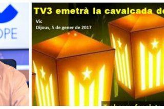 """Carlos Herrera sobre el secesionismo de la cabalgata de Vic: """"Es pederastia política"""""""