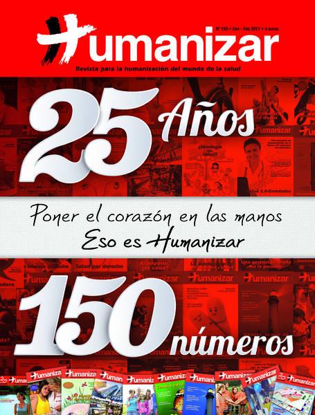 """Bodas de plata de """"Humanizar"""""""