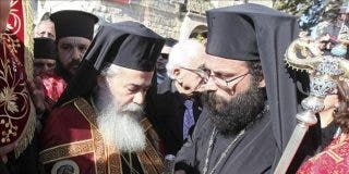 """El patriarca de Jerusalén llama a los cristianos a permanecer en Tierra Santa, """"la tierra natal"""""""