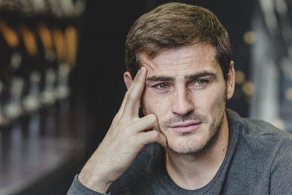 """Iker Casillas sacude a 'Mundo Deportivo': """"Llevabais cinco meses en la cueva"""""""