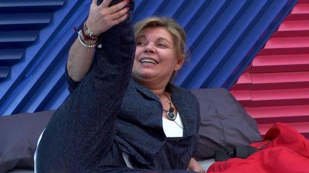 La sargento Terelu Campos desvela en 'GH VIP' sus gustos sexuales y sus manías