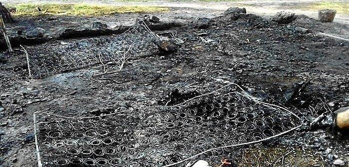 Inmigrantes lo pierden todo tras un incendio en Moguer