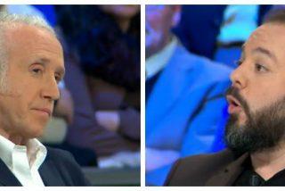 """Eduardo Inda despelleja al prepotente Antonio Maestre: """"Eres basura"""""""