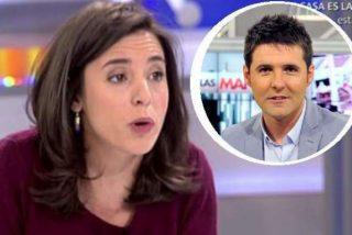 Irene Montero explica la purga en Podemos apelando al despido de Jesús Cintora en CuatroTV