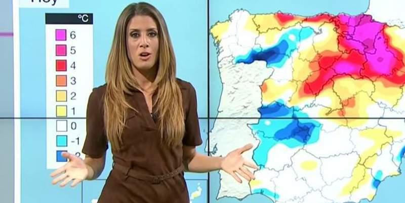 TVE 'pesca' en La Sexta: ficha a Isabel Zubiaurre para 'El Tiempo'