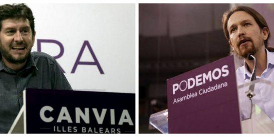 """La pregunta machista y excluyente para trabajar en Podemos: """"¿Piensas quedarte embarazada?"""""""