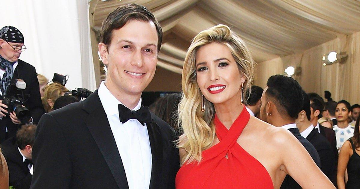 La traviesa mano del marido de Ivanka Trump que trae de culo a muchos en Twitter