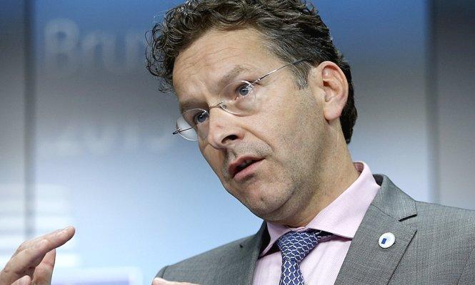 Jeroen Dijsselbloem: El Eurogrupo seguirá apostando por el libre comercio frente al proteccionismo de Trump