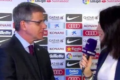El madridismo entra en ebullición con el desliz tan poco imparcial de esta reportera de BeIn Sports
