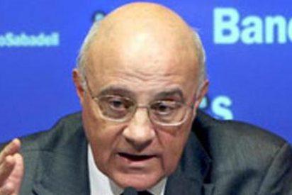 Josep Oliu Creus: Banco Sabadell mantiene su beneficio en 710 millones tras dotaciones extraordinarias por cláusulas suelo