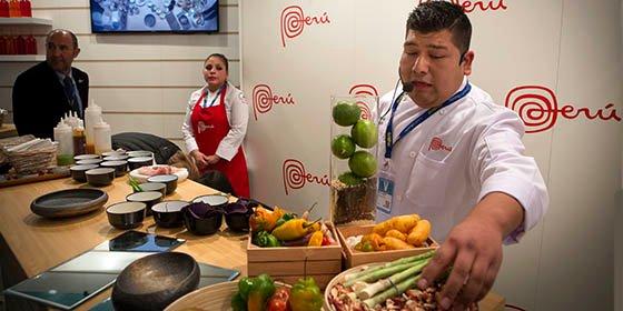Perú mostró la riqueza de sus productos en Madrid Fusión 2017