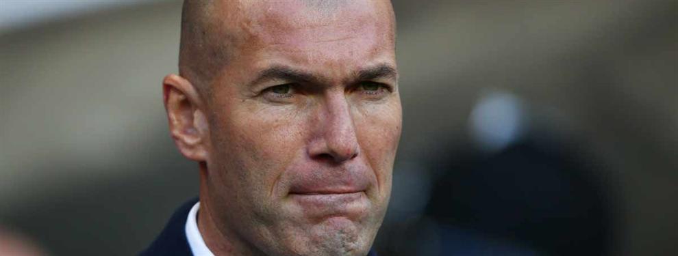 Jugadores del Real Madrid sacan los colores a Zidane contando un secreto a voces
