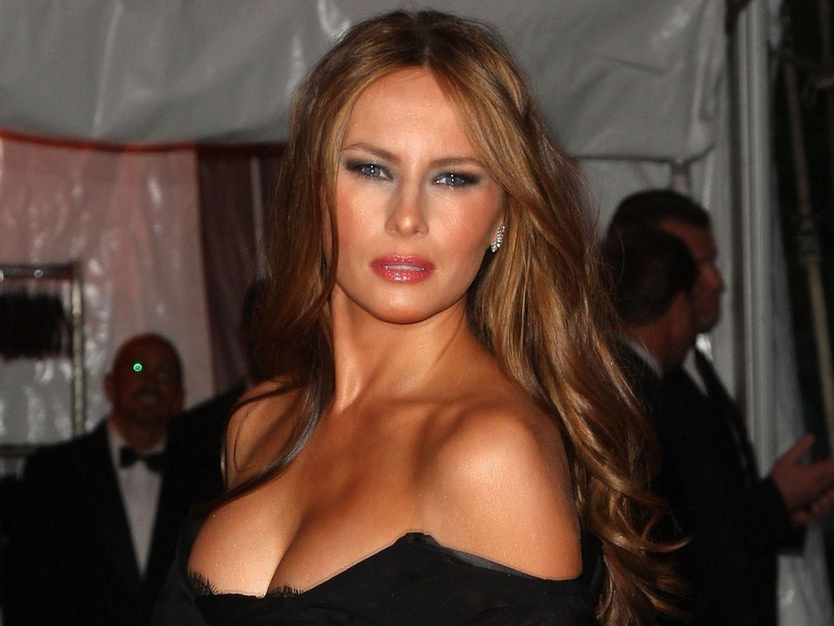 'Free Melania', la campaña para liberar a la primera dama de la Casa Blanca