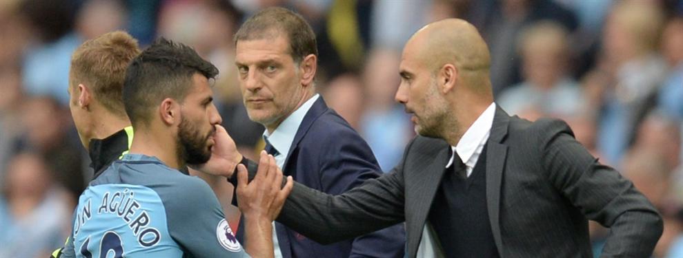 La conversación más dura entre Guardiola y el Kun Agüero tiene consecuencias
